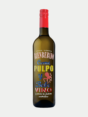 Democratic Wines Bienbebido Pulpo