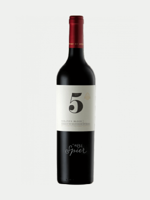 Spier Bordeaux Blend 'Creative Block 5'