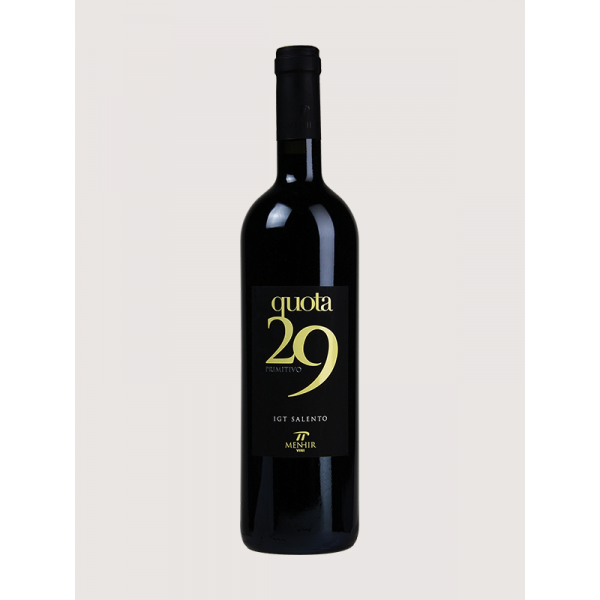 Primitivo igt 'Quota 29'