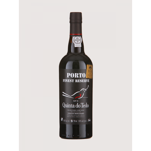 Ruby 'Finest Reserve' 6 years - Port Quinta do Tedo