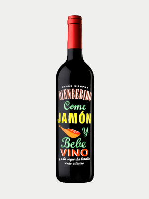 Democratic Wines Bienbebido Jamon