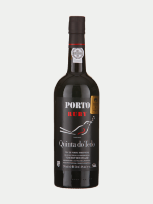 Ruby Port - Ruby Vintage Character 5 years Quinta do Tedo